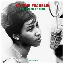 Aretha Franklin Queen of Soul LP Vinyl Europe Not Now 2018 18 Track 180 Gram