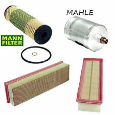 Tune Up Kit Oil Air Fuel Filters for Mercedes-Benz S600 1994-1999