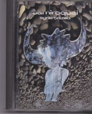 Jamiroquai-Synkronized minidisc album