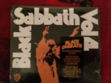 Volume 4 [Digipak] by Black Sabbath (CD, 2012, Rhino) REMASTERED