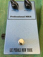 LIC Pedals Professional MKII (Tonebender Reproduction ) Mullard OC75's, and OC81