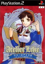 PS2 Atelier Lilie: The Alchemist of Salburg 3 PlayStation 2 Japan F/S