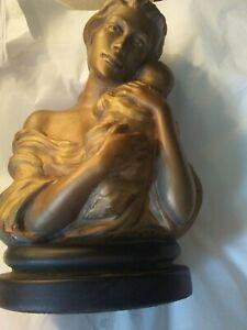 Heaven Sent Mother Madonna & (Baby) Child sculpture 1997, Alice Heath