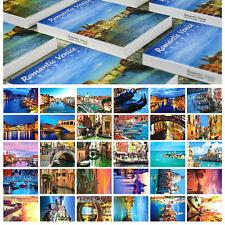LOTS 30PCS Venezia Venice Postcards Travel Street Landscape View Post Card Bulk