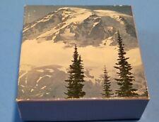 1971 Springbok Mini Jigsaw Puzzle 7032 Mountain