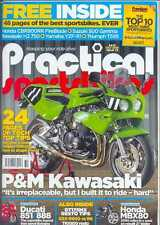 PRACTICAL SPORTSBIKES N.72-70,80,90's Bikes(NEW)*Post included to UK/Europe/USA