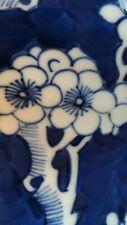 Old Antique Chinese Porcelain Jar Vase Prunus Decoration Kangxi Circle