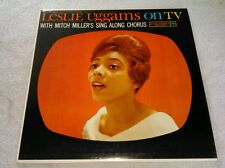 Leslie Uggams On TV LP Columbia Blues In The Night Over The Rainbow Birth Of The