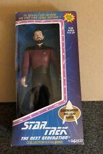 Tas039394 - 1994 Enesco Star Trek The Next Generation Figure - Commander William