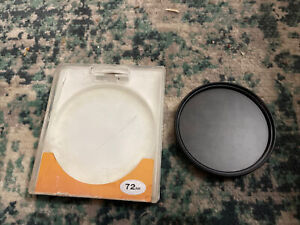 Promaster Polarizing Filter - 72mmfor Manual Lenses