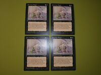 Krovikan Plague x4 Alliances 4x Playset Magic the Gathering MTG