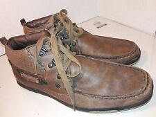Mark Nason Lounge Ankle Boots Laces Mens Size 9 # 72008