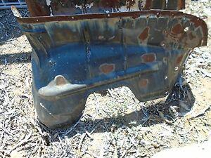 1955 chevy front  inner fender driver side