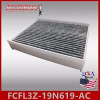 FA6197 FC35519C 2013-15 ILX 2.4L CARBON OEM QUALITY ENGINE /& CABIN AIR FILTER