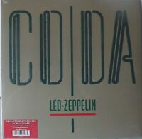 LED ZEPPELIN 'CODA' 2015 VINYL LP GATEFOLD REMASTERED 180 GRM NEW /  SEALED