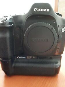 Macchina fotografica CANON EOS 5D
