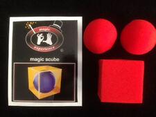 Magic Scube - Ball To Cube - Sponge Magic Trick