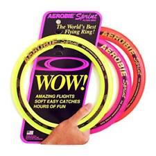 "Aerobie Sprint Ring 10"" Frisbee (Flying Ring) - Original Made in U.S.A. Version"