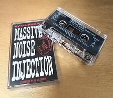 WOLFSBANE / MASSIVE NOSIE INJECTION    1993 LIVE AT THE MARQUEE LONDON CASSETTE