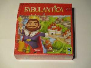 FABULANTICA FRENCH VERSION BOX AT ONE CORNER DENTED IN SHRINK WRAP