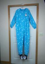 Ladies Disney MICKEY MOUSE One Piece Fleece Footed Footie Pajamas 3033 Sm-2X