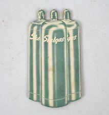 Vintage Sewing Needle Case Skelgas Advertising Baraboo Wisconsin