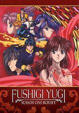 Fushigi Yugi: The Mysterious Play - Suzaku Set (Season 1) (NEW 4 - DVD)