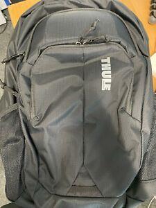 "Thule Chronical Backpack for 15.6"" Laptop tablet safe zone water bottle padded"
