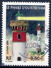 STAMP / TIMBRE FRANCE OBLITERE N° 3715 LE PHARE DE OUISTREHAM