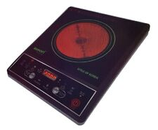 Piastra Ad Induzione 2000w Da 80 A 270 C° Piano Cottura Fornello Elettrico linq