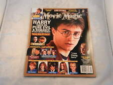 MOVIE MAGIC COLLECTOR'S EDITION MAGAZINE 2009 - HARRY POTTER TAKES ON PURE EVIL