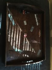 Handmade Wooden Tray New York Accents