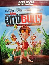 The Ant Bully HD DVD NEW! JULIA ROBERTS,MERYL STREEP,PAUL GIAMATTI ,FAMILY MOVIE