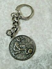 Vintage Bowling Prayer Key Ring May The Lord Help me to Reach My Goal of Perfect