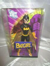 Batgirl Barbie Doll 2008 Dc Comics Doll # L9630 Bat Girl Pink Label Mattel New