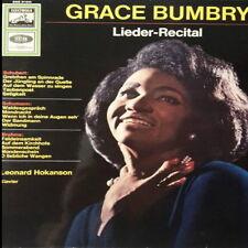 "12"" Grace Bumbry canzoni-Recital (Schubert, Brahms, Schumann) 60`s EMI SME 91 644"