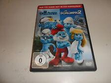 DVD   Die Schlümpfe 1 & Die Schlümpfe 2