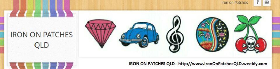 IronOnPatchesQLD