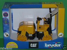 Bruder 02433 Cat® Tandemwalze Blitzversand per DHL-Paket