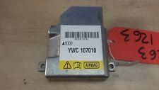 ROVER 25 45 75 MG ZR ZS ZT AIR BAG ECU AIR BAG CONTROL MODULE YWC107010  (1263)