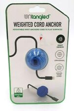 Untangled Weighted Cord Anchor