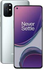 OnePlus 8T Lunar Silver 128GB 8GB 5G Dual SIM Unlocked Smartphone NEW SEALED