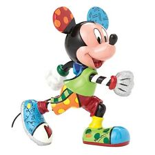Disney by Britto - Mickey Mouse Track - Micky Maus Figur - 15cm Enesco 4052556