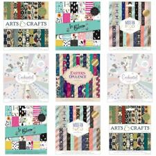 *OFFER* Docrafts Papermania Craft Premium Designer Paperstock Collections