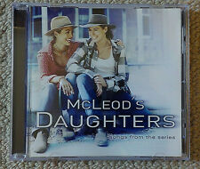 McLeod's Daughters - Songs From The Series - CD ALBUM [USED - VGC]