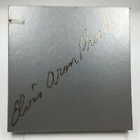 Elvis Aron Presley 25TH Anniversary  Limited Edition  No.10464  8LP Box Set