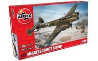 Airfix 1/72 Scale Messerschmitt Bf 110C Kit No. A03080a