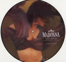Madonna Like A Prayer Uk PICTURE DISC 12""