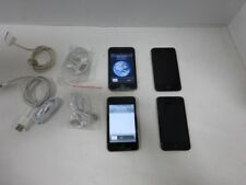 Lot of 4 Apple iPod touch FOR PARTS !!!!!!