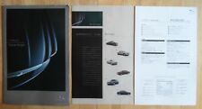 JAGUAR X TYPE 3.0 SOVEREIGN orig 2003 Japanese Mkt Large Brochure + Price List